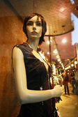 Mannequin woman — Stock Photo