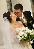 新婚カップル — ストック写真