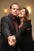 Couple — Stock fotografie