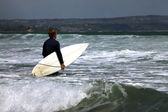 Surfer — Stock Photo