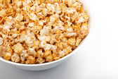 Big Bowl Of Popcorn — Stock Photo