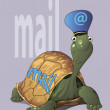 Vector de stock : Turtle