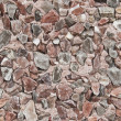 granite wall — Stock Photo