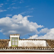 Royalty-Free Stock Photo: Roof in the albaicín, Granada