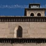 Church of Santa Ana, Granada — Stock Photo
