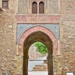 Wine Gate, entrance to Alhambra — Stock Photo #6166939