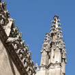 Stock Photo: Pinnacle of Chapel of Catholic Kings, Granada