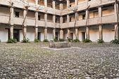 Inside the Corral del Carbon, Granada — Stok fotoğraf