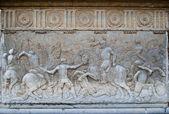 Recessed in the Palacio de Carlos V, Alhambra — Foto de Stock