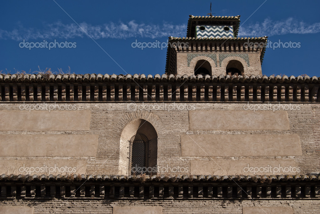 Church of Santa Ana, Granada — Stock Photo #6166925