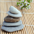 Zen stones — Stock Photo #6165225