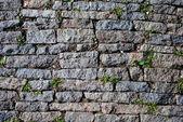 Stone street background — Stock Photo