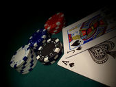 Another Blackjack — Stock Photo