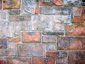 Old Stone Wall Background — Stock Photo