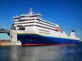Ferry Liner MV Highlanders — Stock Photo
