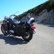 Classic Motorcycle — Stock Photo #6283119