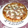 Photo: Pizzon pizzplate