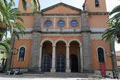 Chiesa Parrocchiale dell'Immacolata in Oschiri — Stockfoto