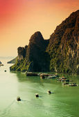 Halong Bay, Vietnam — Stock Photo