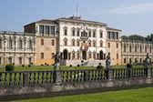 Piazzola sul Brenta (Padova, Veneto, Italy), Villa Contarini, hi — Stock Photo