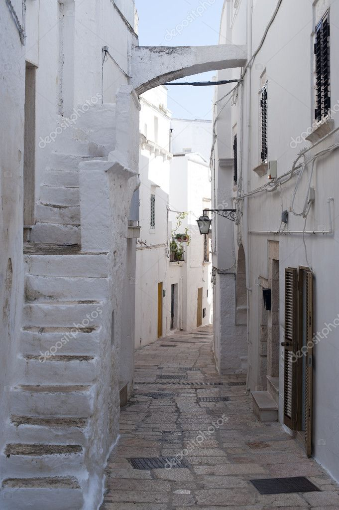 Cisternino Italy  City new picture : Cisternino Brindisi, Puglia, Italy Old town — Stock Photo ...