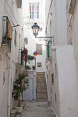 Cisternino (Brindisi, Puglia, Italy) - Old town — Stock Photo