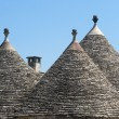 Stock Photo: Murge (Puglia, italy) - Trulli