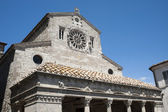 Lugnano in Teverina (Terni, Umbria, Italy) - Old church — Stock Photo