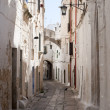 Ostuni (Brindisi, Puglia, Italy) - Old town — Stock Photo #6356040