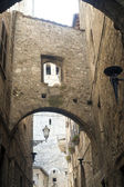 Narni (Terni, Umbria, Italy) - Old street — Stock Photo
