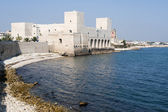 Trani (Puglia, Italy) - The coast — Stock Photo