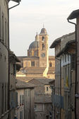 Urbino (Marches, Italy) - Old buildings — Stock Photo