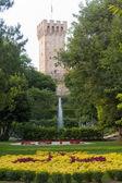 эсте (падуя, венето, италия) - замок и парк — Стоковое фото