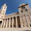 Trani (Puglia, Italy) - Medieval cathedral in romanesque style — Stock Photo #6443497