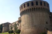 Imola (Bologna, Emilia-Romagna, Italy) - Medieval castle — Stock Photo
