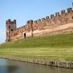 ������, ������: Castelfranco Veneto Treviso Veneto Italy : Ancient walls and