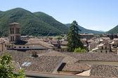Rieti (lazio, i̇talya) - çatılar — Stok fotoğraf