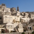 Matera (Basilicata, Italy) - The Old Town (Sassi) - Stock Photo