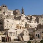 Matera (Basilicata, Italy) - The Old Town (Sassi) — Stock Photo #6506668