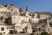 Matera (Basilicata, Italy) - The Old Town (Sassi) — Stock Photo