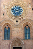 Pavia (Italy), Santa Maria del Carmine — Stock Photo