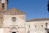 Vasto (chieti, Abruzzo, Itália), Catedral — Fotografia Stock