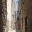 Bisceglie (Puglia, Italy) - Old street — Stock Photo