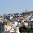 Vieste (Foggia, Gargano, Puglia, Italy) at summer — Stock Photo