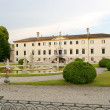 Treviso (Veneto, Italy) - Ancient villand park — Stock Photo #6726670
