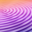 Colour Ripples — Stock Photo