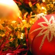 christamas decoraties — Stockfoto