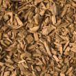 Bark Chippings — Stock Photo