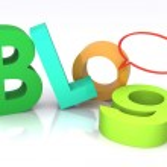 Blog Concept — Stock Photo #6727563