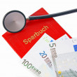 Sparbuch - Stock Photo